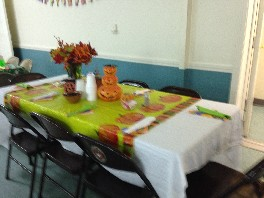 October table