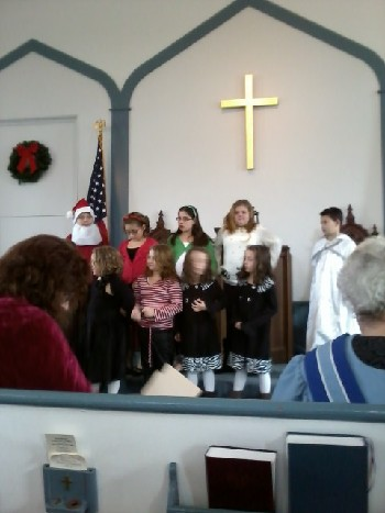 Christmas Children's Choir